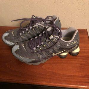 Women's Nike Shox. Size 8